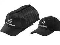 Бейсболка унисекс Mercedes-Benz Baseball Cap, Original Star, Black