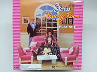 Мебель для Барби гостинная 94014
