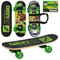 Скейт BN 0014  Скейт детский, размер доски 43-13-1см MM