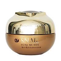 Улиточный омолаживающий питательный крем для лица / Han Jia Ne Snail Care Cream Belov / 55гр