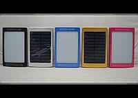 Портативный аккумулятор Power Bank HH-30 20000 mAh Solar+ фонарик FC