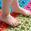 Детский массажный коврик для профилактики плоскостопия