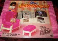Кукольная мебель Глория Gloria 9510 Гостиная или Комната Отдыха