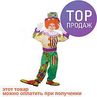 Маскарадный костюм Клоун / детская одежда