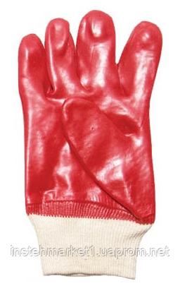 Перчатки рабочие резиновые Werk WE2111, фото 2