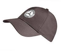 Мужская бейсболка Mercedes-Benz Men's cap, Classic, Brown