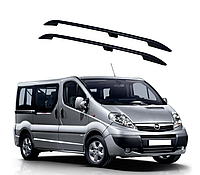 Рейлинги Opel Vivaro 2002-2015 CROWN