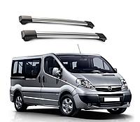 Поперечные рейлинги Opel Vivaro 2002-2015