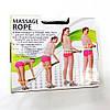 Массажер-лента роликовый Massage Rope!Опт, фото 4