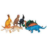 Динозавр 283 (72шт) в кульке, 19см ZP