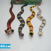 Змея Гонконг A018P тянучка, 24 шт. в кор. ZN