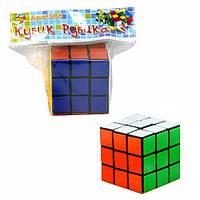 Кубик Рубик 588 (288шт) в кульке бол, 5,8см FFN