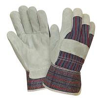 Перчатки рабочие с трикотажными вставками Werk WE2114