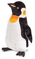Мягкая игрушка Гигантский плюшевый пингвин Melissa&Doug
