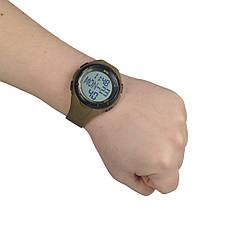 M-Tac часы тактические с шагомером койот, фото 2