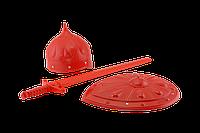 Набор Богатырь ( шлем , щит , меч )  арт. 0701 NN