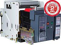 Воздушный автоматический выключатель с электронным расцепителем выкатной BA79E-4000, 4000А, 3P, 400V (65kA), CNC