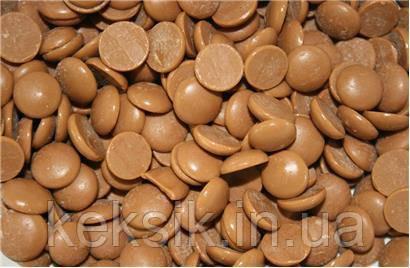 Шоколад молочный Irca 34% 0,250 кг