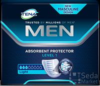 Прокладки урологические для муж. TENA  Men 1'24