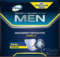 Прокладки урологические для муж. TENA  Men 2'10