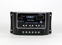 Контроллер для солнечных батарей Solar controller UKC 30A ZFM