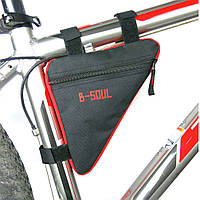Велосумка подрамная треугольная B-SOUL