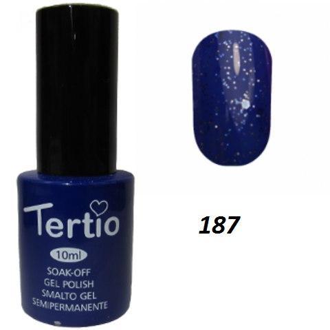 Гель-лак №187 Tertio, 10 мл
