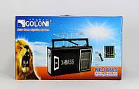 Радиоприемник Golon RX 166 LED (30) CD