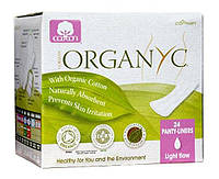Ежедневные прокладки в индивидуальной упаковке Organ(y)c
