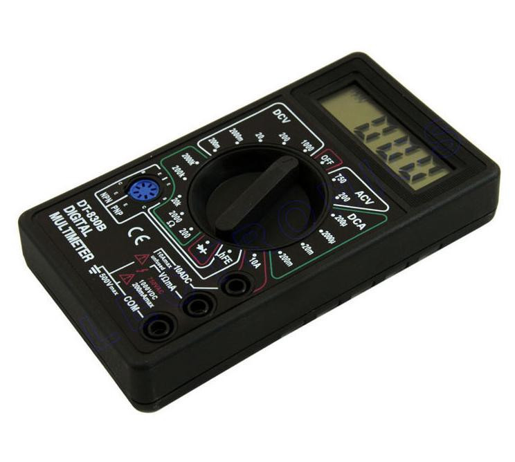 Цифровой мультиметр DT-830B ZP - $$P Одесса  в Одессе