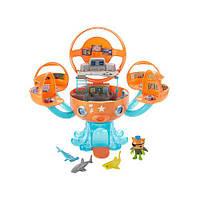 Игровой набор Октонавты -Октобаза -Подводная станция Приключения с акулами-Октопод   Fisher-Price Octonauts, фото 1