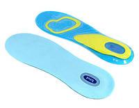 Стельки для обуви женские Scholl Activ gel lady  универсальные FV