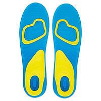 Стельки для обуви мужские Scholl Activ gel man универсальные  ZPX