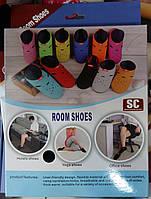 Тапочки неопреновые Room Shoes SC для дома, йоги, пляжа DX