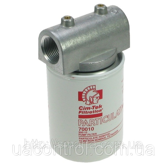 Фильтр тонкой очистки бензина, дизельного топлива, 300-10 (до 50 л/мин) CIM-TEK