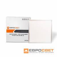 Світильник PANEL LED-SH-600-20 3000Лм 6400К 36вт (тех упак 8шт)  Белая рамка