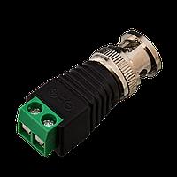 Коннектор GV BNC /M (1 пачка= 100шт) (male)