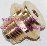 Втулка латунная микропереключателя (без фирм.упак, Турция) Baxi, Rens, Protherm, артикул GS10T, код сайта 0663