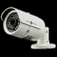 Наружная IP камера  GV-054-IP-G-COS20-30 POE ТМ GreenVision, фото 1