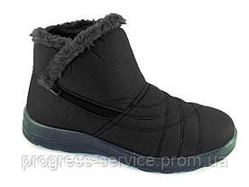 Ботинки женские зимние (ПУ), арт. 5М-2107