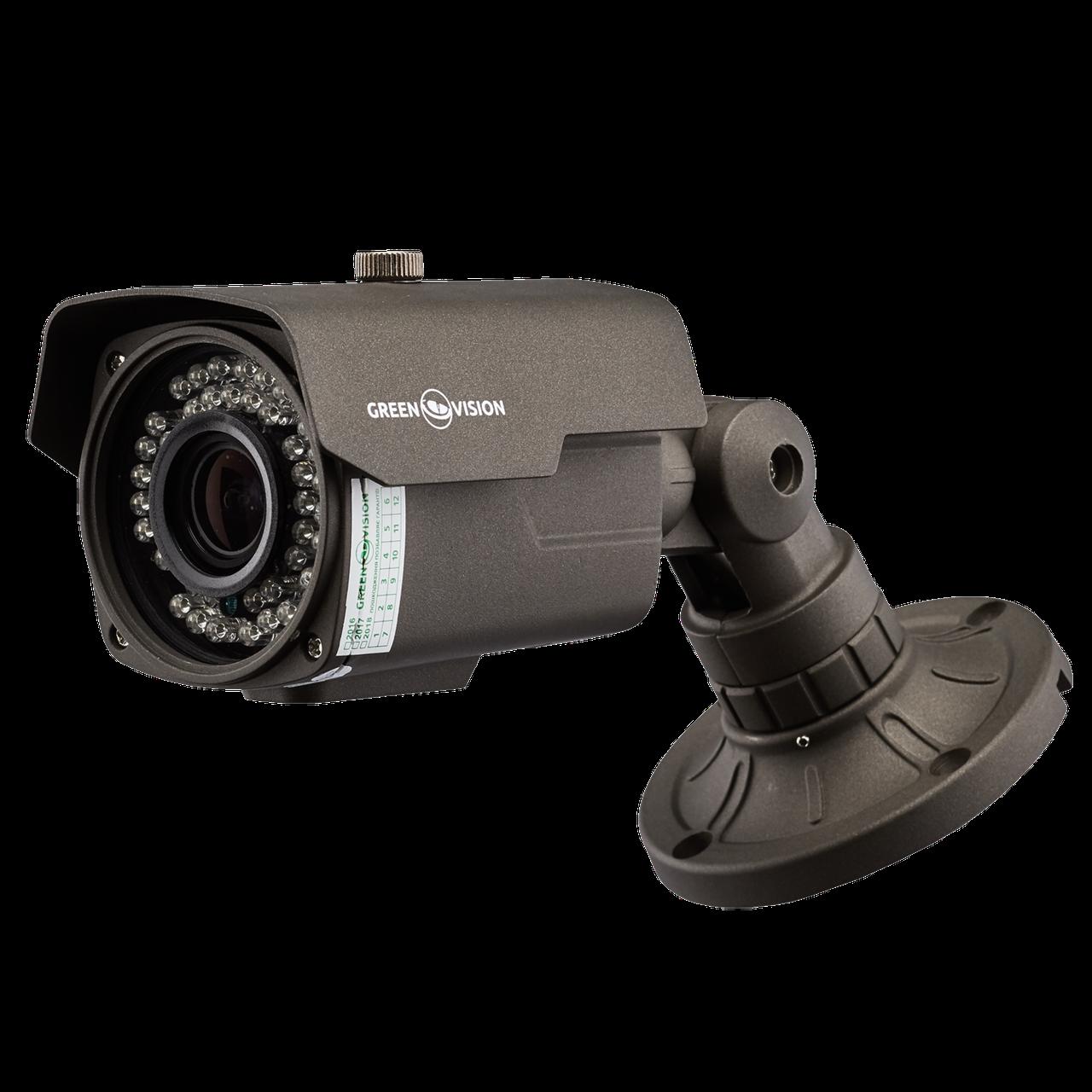 Наружная IP камера  GV-062-IP-G-COO40V-40 Gray