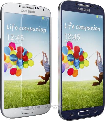 """Китайский Samsung Galaxy S4 mini (i9500), дисплей 4"""", Wi-Fi, ТВ, 2 SIM. Новинка!"""