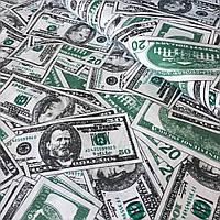 Бязь с долларами, фото 1