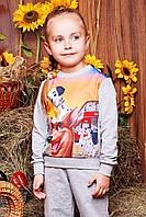 Детский свитшот Долматинец