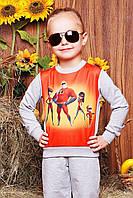 Свитшот на мальчика Суперсемейка