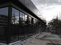Облицовка Композитного фасада класс горючести Г1
