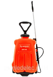 Аккумуляторный опрыскиватель Sadko SPR-16E Красный