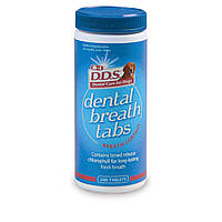 Средство для освежения дыхания, для собак D.D.S. Dental - Breath Mint Tin 200 таб