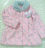 Пальто для девочки весна-осень