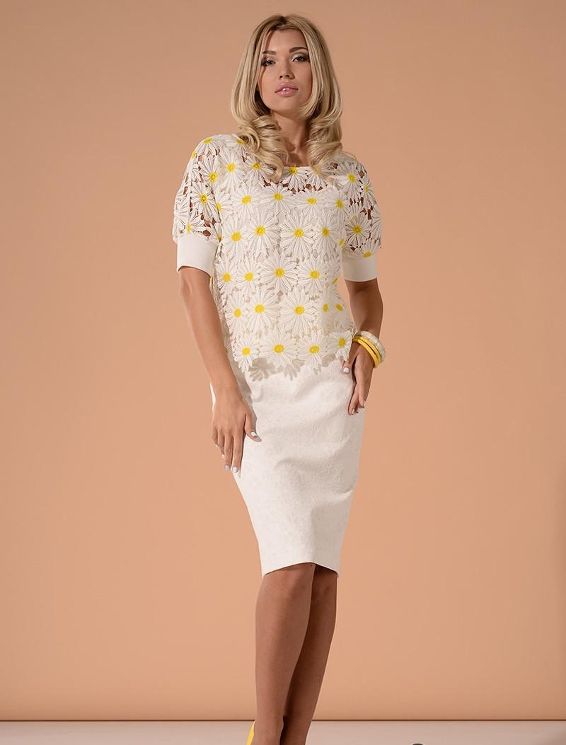 Блуза кружевная Сейди